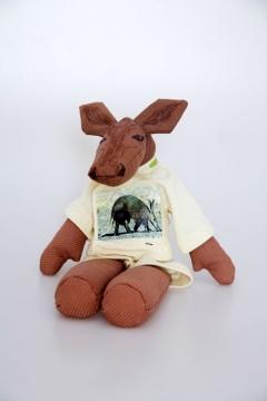 aardvark-doll