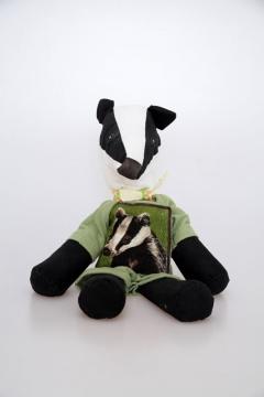 badger-doll