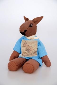 kangaroo-doll