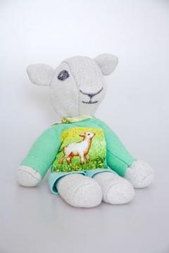 lamb-doll