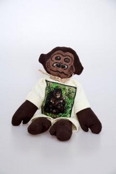 monkey-doll
