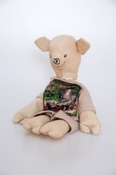 piglet-doll