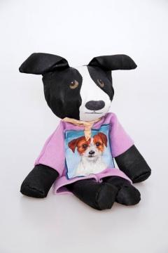 terrier-doll