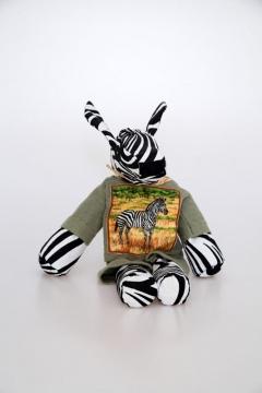 zebra-doll