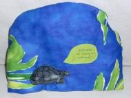 Tortoise Tea Cosy (shell suits)