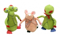 3i, Martian and Clanger