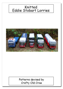 Knitted Eddie Stobart Lorries