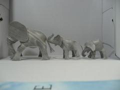 leather-elephant-family