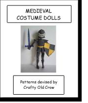 Medieval Costume Dolls